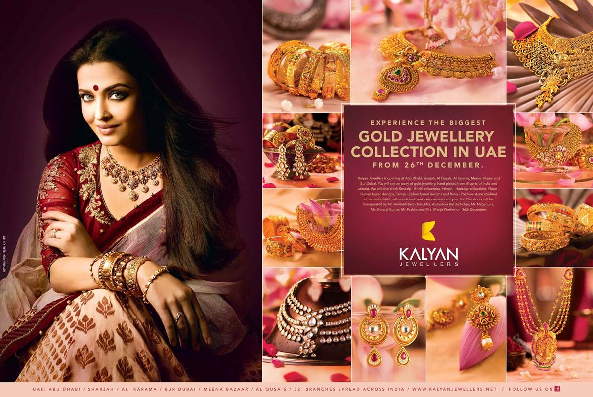 2019 year for women- Jewellery Indian print ads
