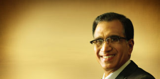 T.S. Kalyanaraman, Chairman and Managing Director of Kalyan Jewellers