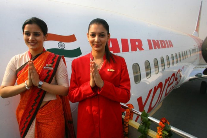 Air India Maharajah