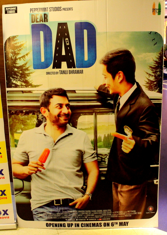 Dear Dad - South City Mall Inox Screening Kolkata