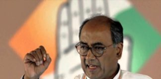 Digvijay Singh Congress Leader