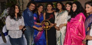 Debonair Fashion Innaugurated By Indrani Halder, Rachna Jayasheel Ghosh, Debarati Dutta And Others.