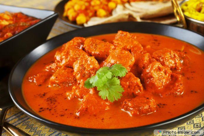Favourite Indian Curry