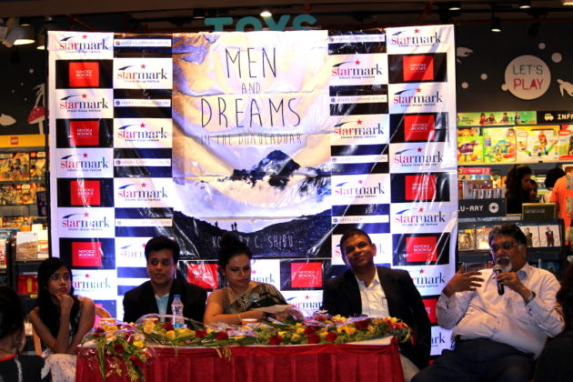 Book Launch - Men and Dream at Dahuladhar