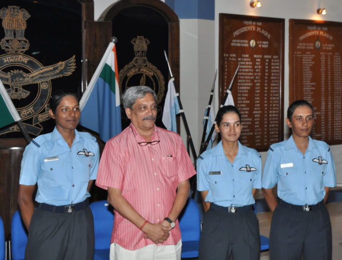 Female Fighter Pilots - Indian Air Force