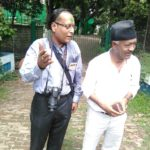 Honorable HarkaBahadurChetri And Suman Munshi,Chief Editor IBG NEWS