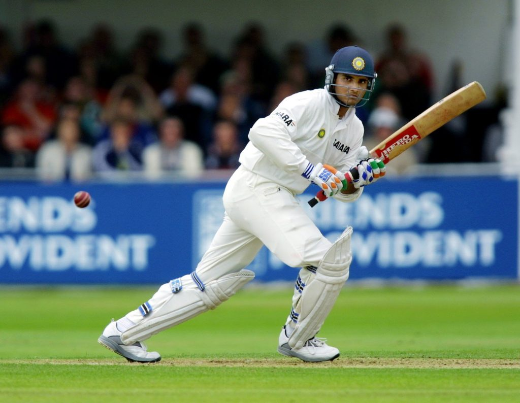 Saurav Ganguly - Batting