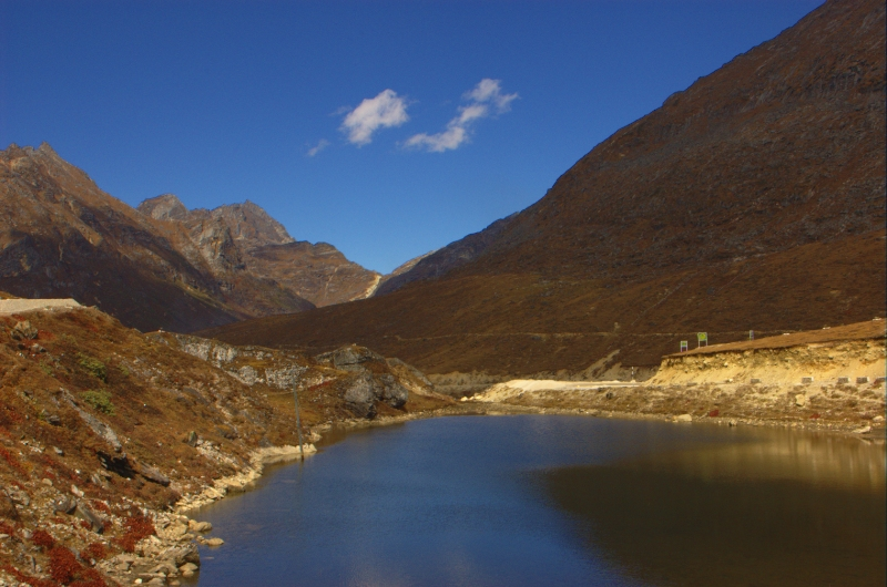 Sela Pass - Mountains of Arunachal_Pradesh