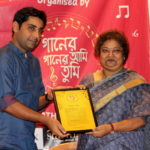 World Music Day - Felicitation Sraboni Sen