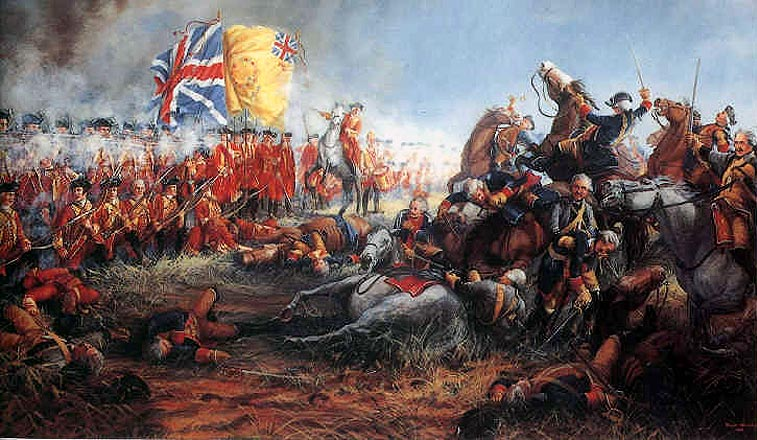 Anglo French Rivalry:Carnatic Wars