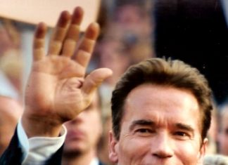 Arnold Schwarzenegger - Hollywood star