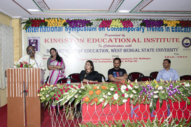 International symposium on contemporary trends in education by Kingston Educational Institute