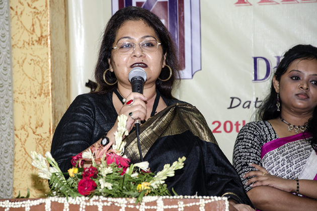 International symposium on contemporary trends in education by Kingston Educational Institute - Uma Bhattacharjee