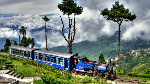 Darjeeling - Toy Train