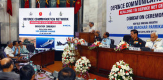Defence Communication Network - India