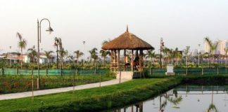 Eco Park in Kolkata