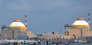 Kudankulam Nuclear Power Plant - India