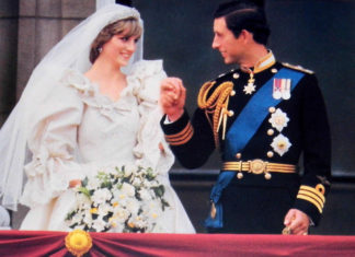 Lady Diana - Wedding