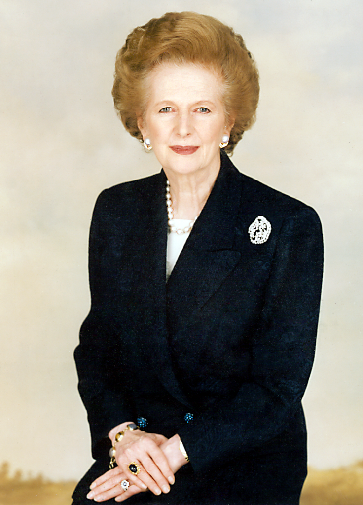 Margaret Thatcher - British Prime Minister The Iron Lady