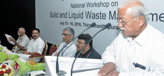 National Workshop on Solid and Liquid Waste Management