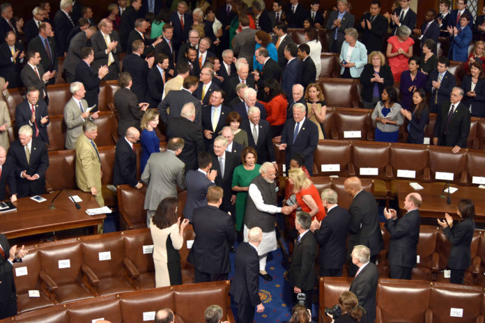 PM Modi - Address the Joint Session of US Congress