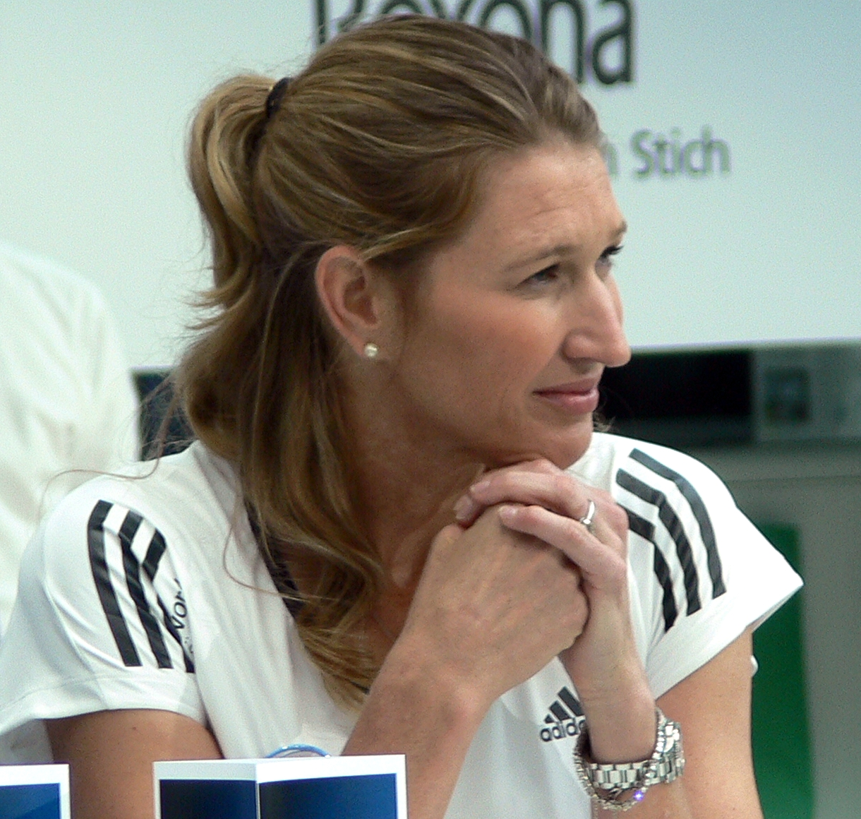 Images Steffi Graf Complete historic moments gems of youtube - legend of women tennis steffi