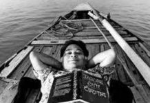 Sunil Ganguly - Famous Boat Picture
