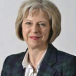 Theresa May - UK PM