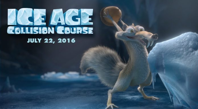 Ice Age:Collision Course