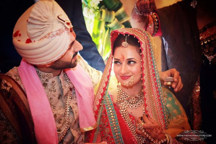 Divyanka Tripathi and Vivek Dahiya Wedding