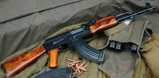 AK 47 - Armed Struggles