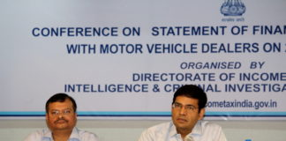 Income Tax - Motor Delars Meet