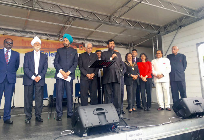 Indian Independence Day - London