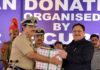 Organ Donation By BSF - India