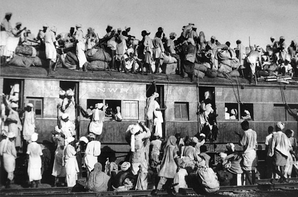 Partition of Punjab, India 1947