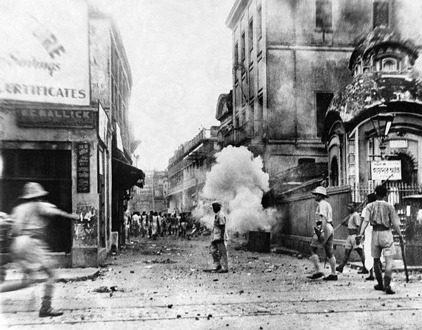 Terror during 1948 in Kolkata Communal Riot