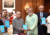President Pranab Mukherjee - Book Grassroot Innovation