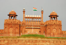 Red Fort - Delhi India