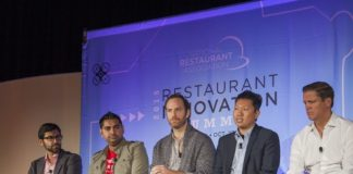 Restaurant Innovation Summit Panel 1