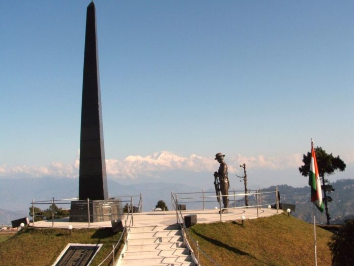 War Memorial Darjeeling
