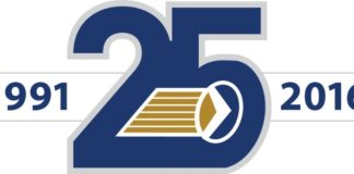 Ryan 25th Anniversary Logo