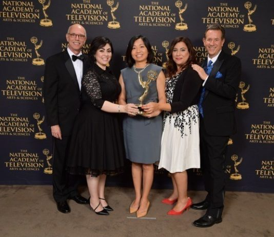 China Central Television America Awarded