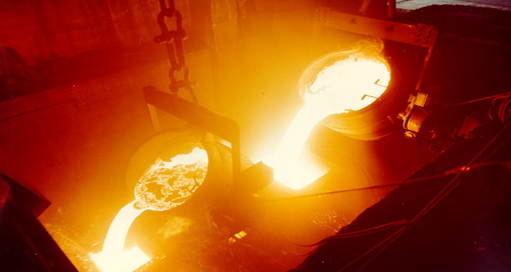 An Indian Foundry