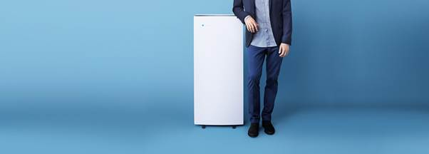 Blueair Pro XL Air Purifier.