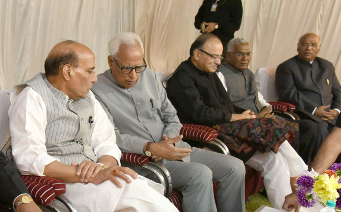 Governor J&K - All Party Meet
