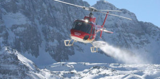 Helicopter Service - Kashmir,India