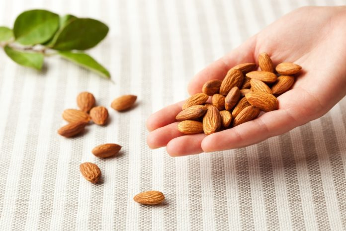 Almond Board of California Healthy Almonds