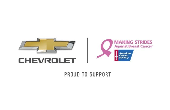 ACS and Chevy Making Strides against Breast Cancer Logo