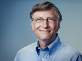 Bill Gates - co-Founder of Microsoft