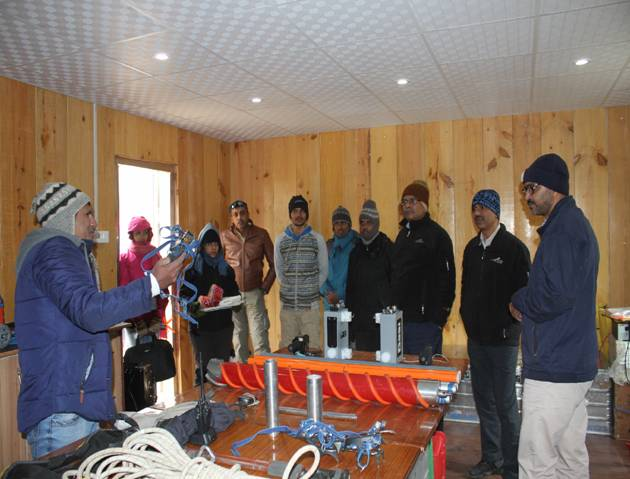 HIMANSH, India's Remote, High-Altitude Station opened in Himalaya